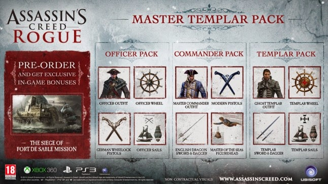 Download Assassins Creed Rogue