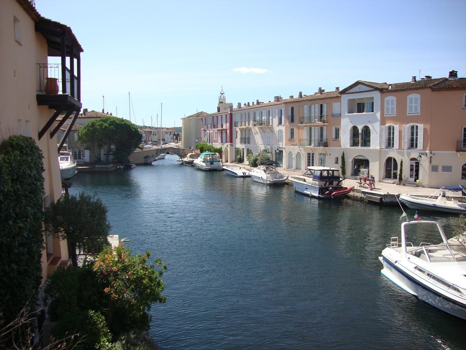 Beauvallon port grimaud par la plage location villa - Visiter port grimaud ...