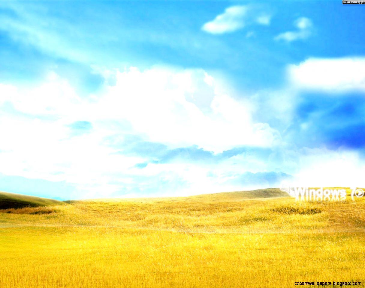 Windows 7 Easter Wallpaper Zoom Wallpapers