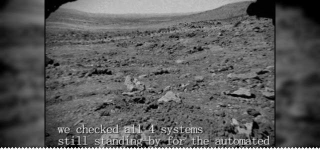 Hipernovas: Vaza Vídeo Da NASA, Obtido Pelo Rover Curiosity, Que Expõe Uma Forma De Vida Em Marte! (Vídeo)