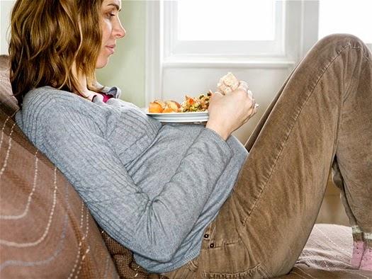 Makanan Yang Perlu Dielakkan Ibu Hamil