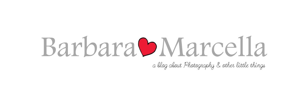 Barbara Marcella Photography Blog