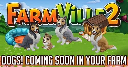 Farmville  Dogs Cheat