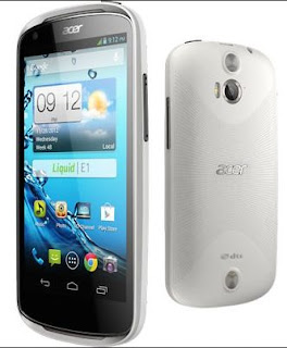 this is the newest android phone from acer