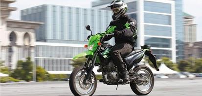 Spesifikasi Lengkap dan Harga Kawasaki D-TRACKER 150 Terbaru