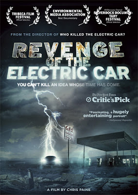 Image: Revenge of The Electric Car poster