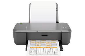 HP Deskjet 1000 Printer Driver Free Download