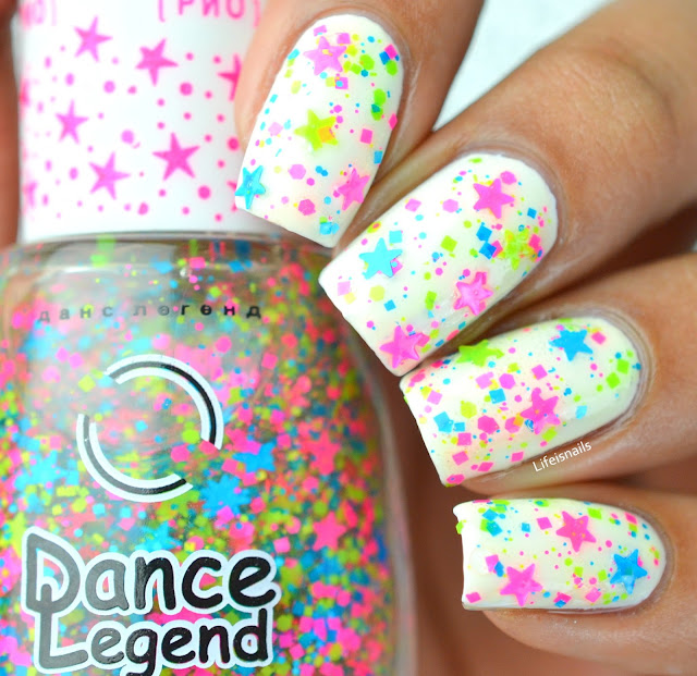 Dance legend Rio 5 Swatch