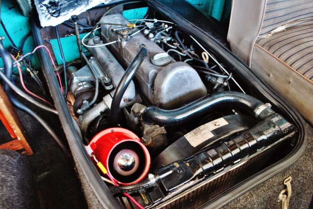 Daily Turismo  10k  Heavy Fuel  1962 Ford Econoline Pickup