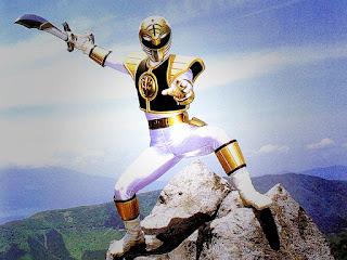 White Ranger Tommy