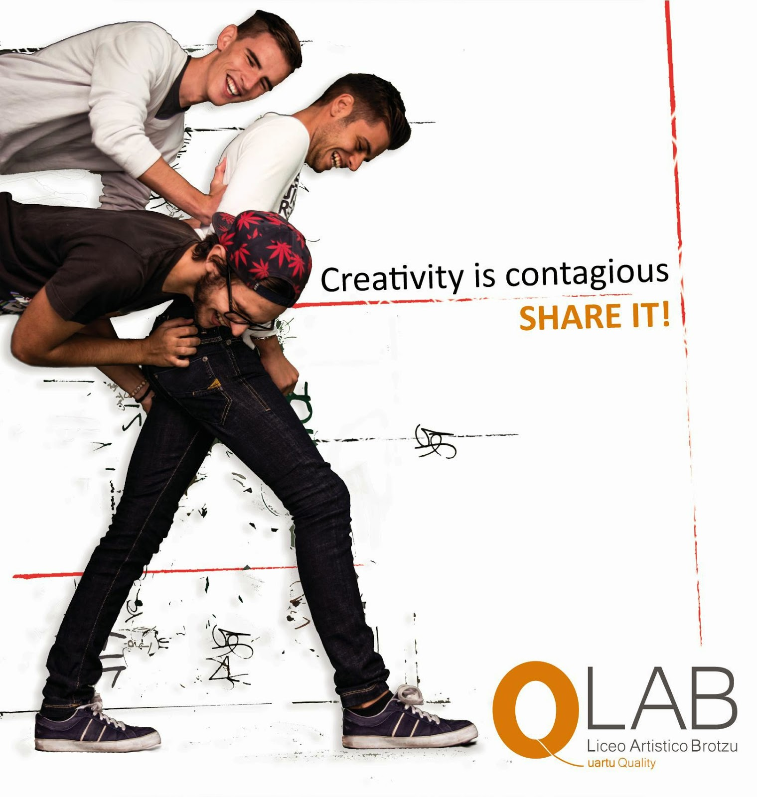Creativity is contagious # SHARE IT