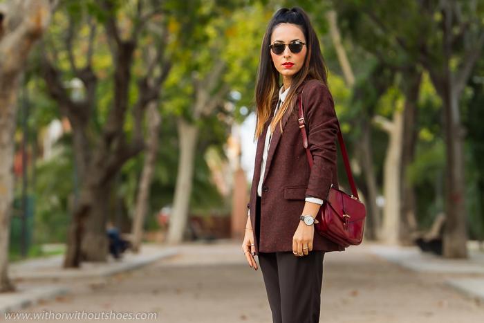 BLogger de moda valenciana outfit estilo dandy y sorteo colaboracion Zalando