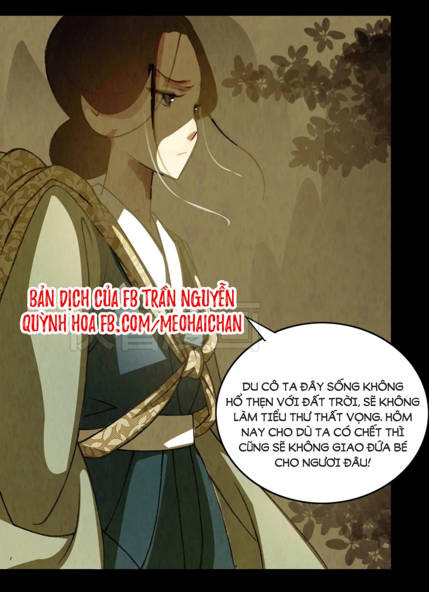 Nữ Mưu Thiên Hạ Chap 1