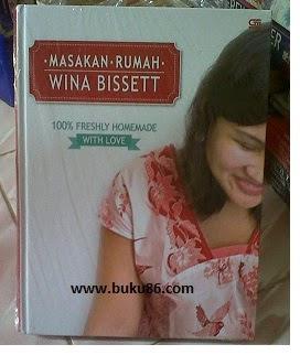 Buku Masakan Rumah oleh Wina Bissett