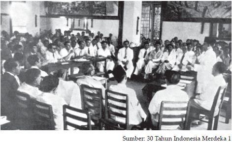 Isi Konferensi Inter Indonesia (19 -22 Juli 1949 dan 31 Juli - 2 Agustus 1949)