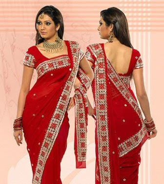 Saree-Indian-Appreal