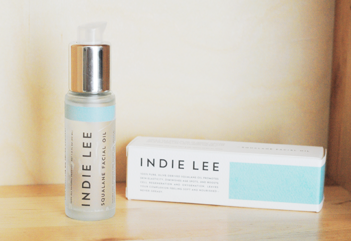 Indie Lee Squalane Facial Oil, best oil for skin, natural skincare oils