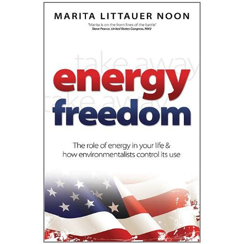 Energy Freedom, by Marita Littauer Noon