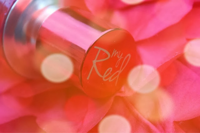Oriflame My Red Eau de Parfum Review