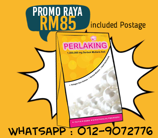 PROMO PERLAKING RM85