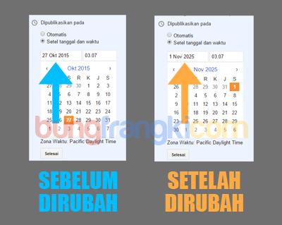 Cara Memindahkan Postingan Tertentu ke Halaman Pertama Homepage Blogger