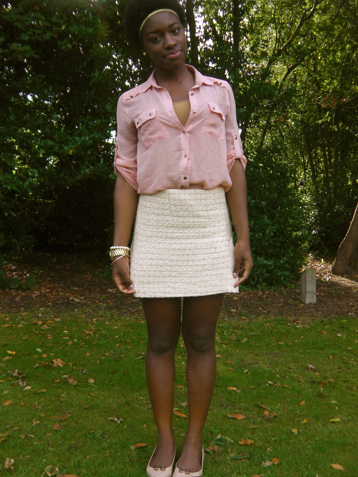 Pink Champagne | Outfit