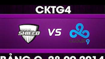 CK Thế Giới 2014 – Bảng D, NWS vs C9 [Tie Break]