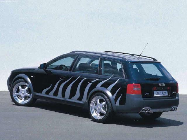 ABT Audi allroad quattro (2002)