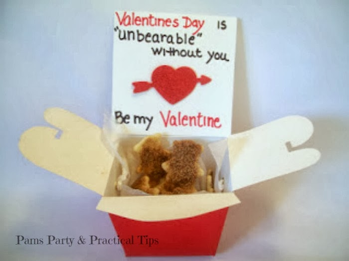 Homemade Valentine and Cinnamon Sugar Crackers