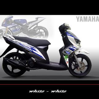 Modifikasi Ringan Yamaha Soul Gt