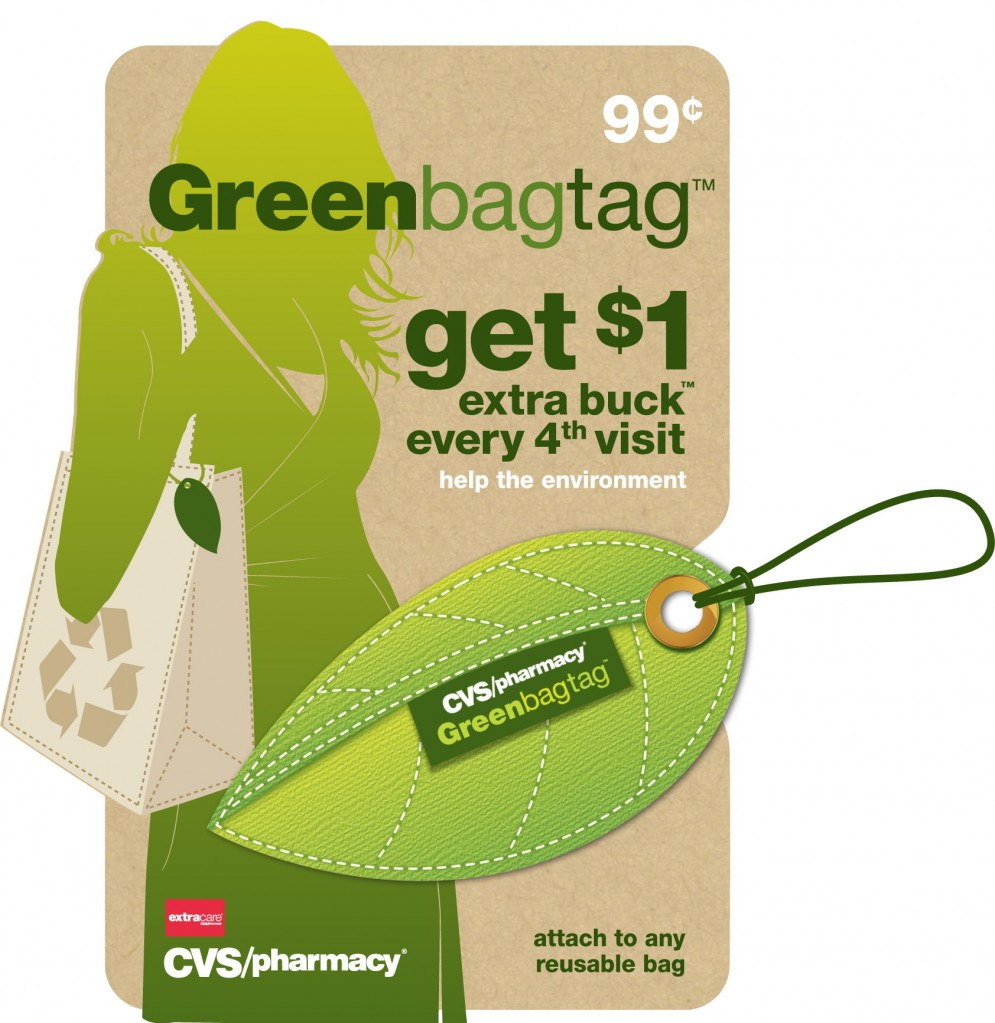cvs green bag tag program ends