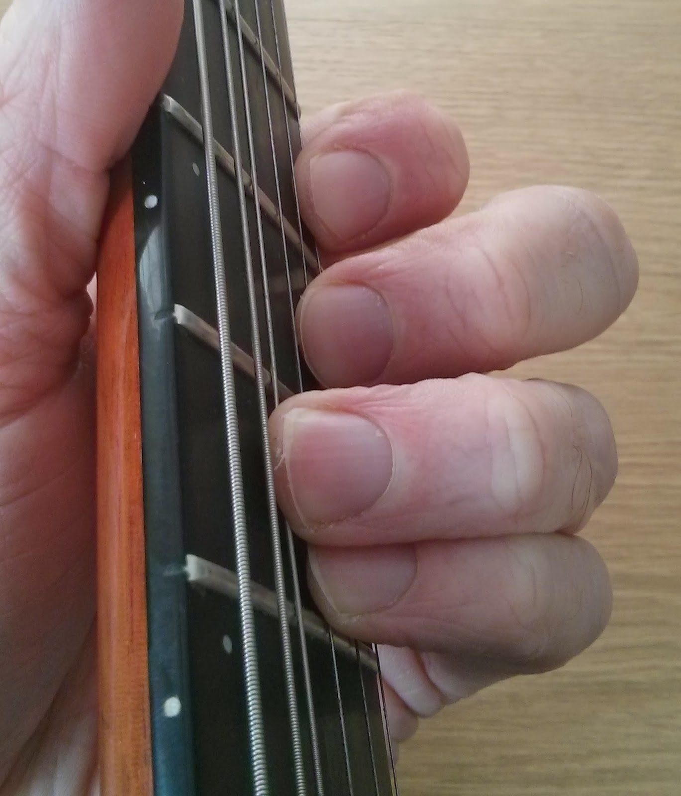 A New Guitar Chord Every Day C Minor Guitar Chord