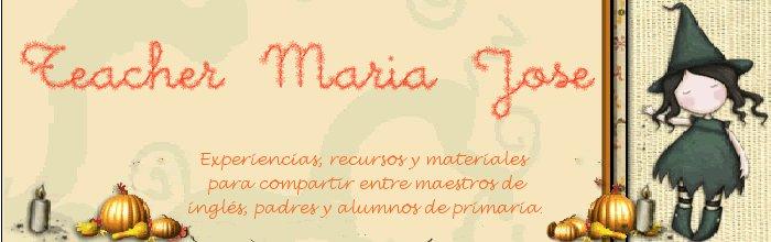 Teacher María José