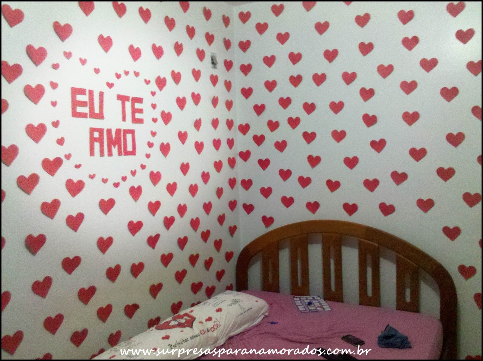 Tudo de Tudo Dicas para o Dia dos Namorados! ~ Surpresa Criativa No Quarto