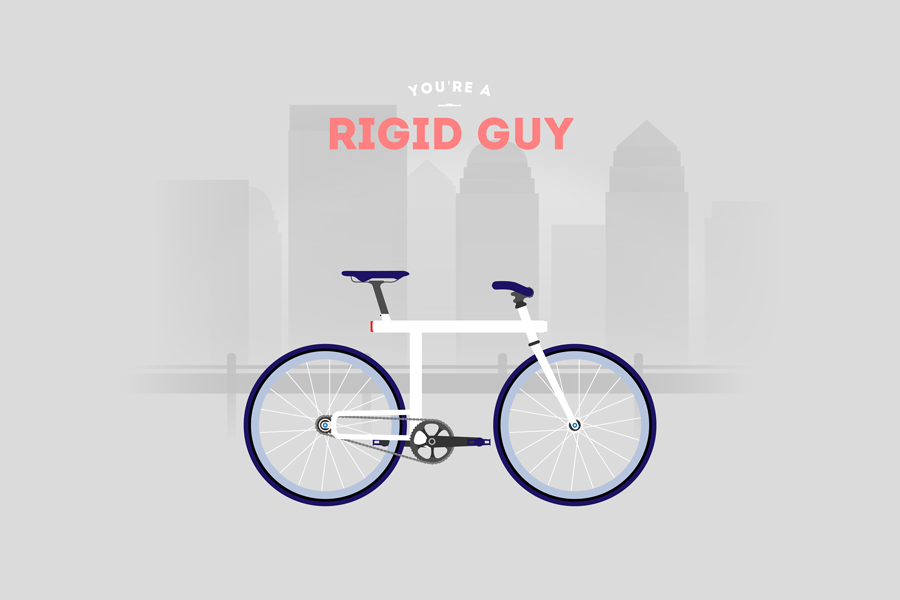 "Doctor Ojiplático.Cyclemon. ""You Are What You Ride"". Romain Bourdieux & Thomas Pomarelle"