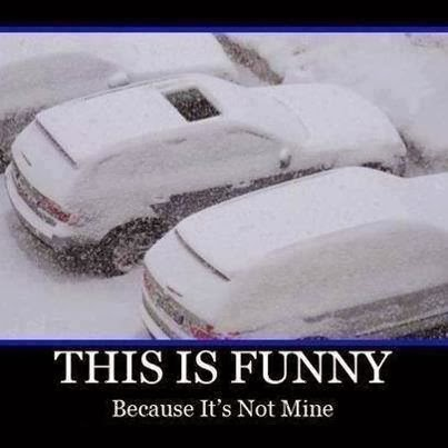THIS IS SO FUNNY. Because This Car It's Not Mine! - Snow ...