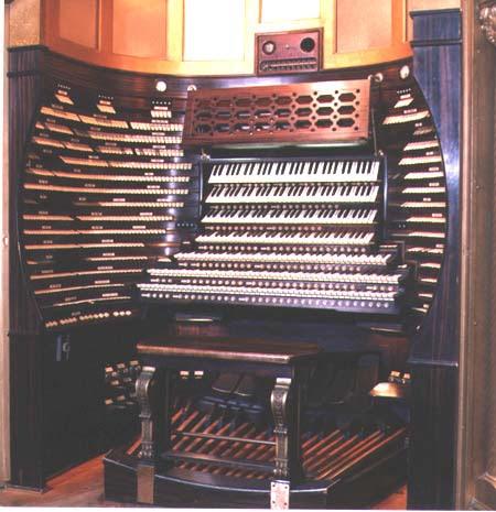 Les orgues dans le monde