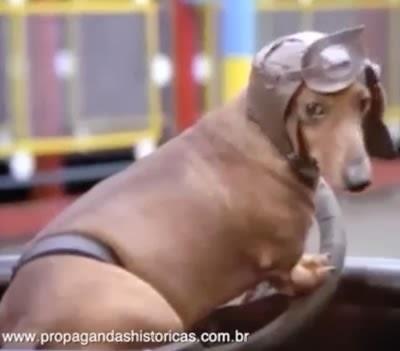 Propaganda do Turbogás Cofap com seu famoso mascote - Anos 90