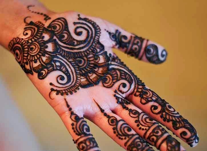 Dulhan Mehndi Designs For Full Hands 2014 : Free reprint dog and cat articles stylish dulhan full hand