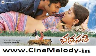 Chatrapathi Telugu Mp3 Songs Free  Download 2005
