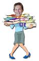 """Monitora escolar, nuestra """"contadora de cuentos"""" para Infantil"""