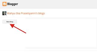 Cara Membuat Blogspot