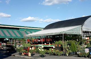 أسواق مدينة كيبك الكندية