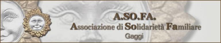 Associazione di Solidarietà Familiare A.SO.FA.