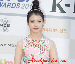 Rambut Cepol ala IU Dream High