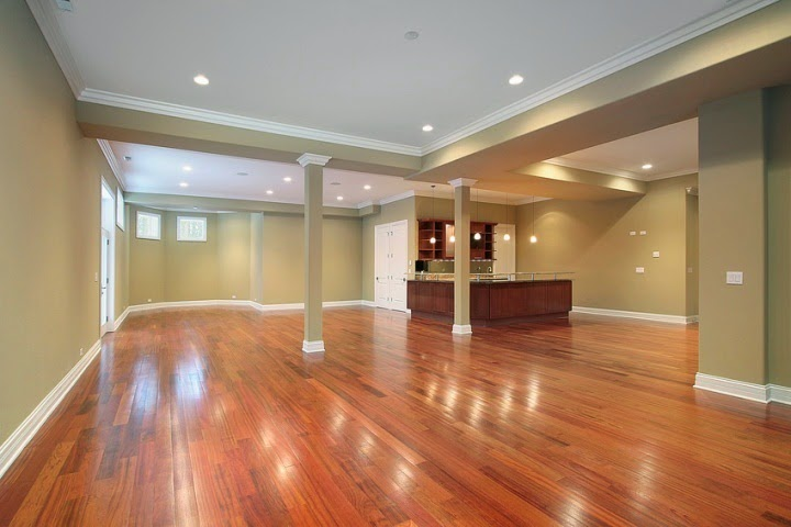 paint color ideas for finished basement