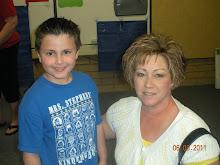 Grandma Buckway with Ty