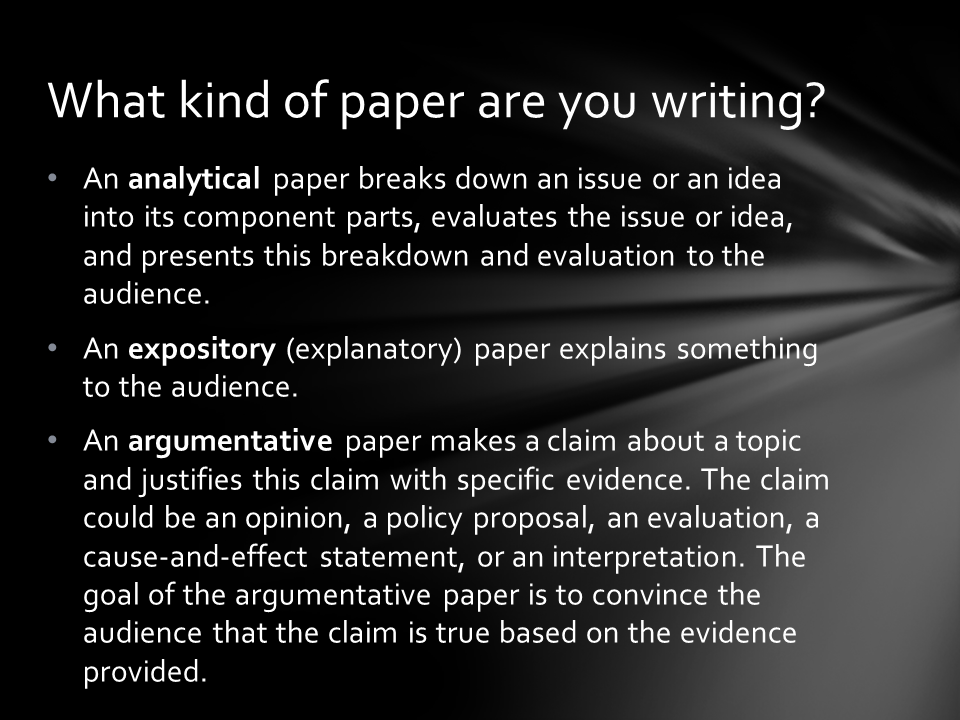 argumentation paper research Need ideas on argumentative research paper topics here are 100 argumentative topics for you to choose from, with topical overviews, and suggestion for narrowing.