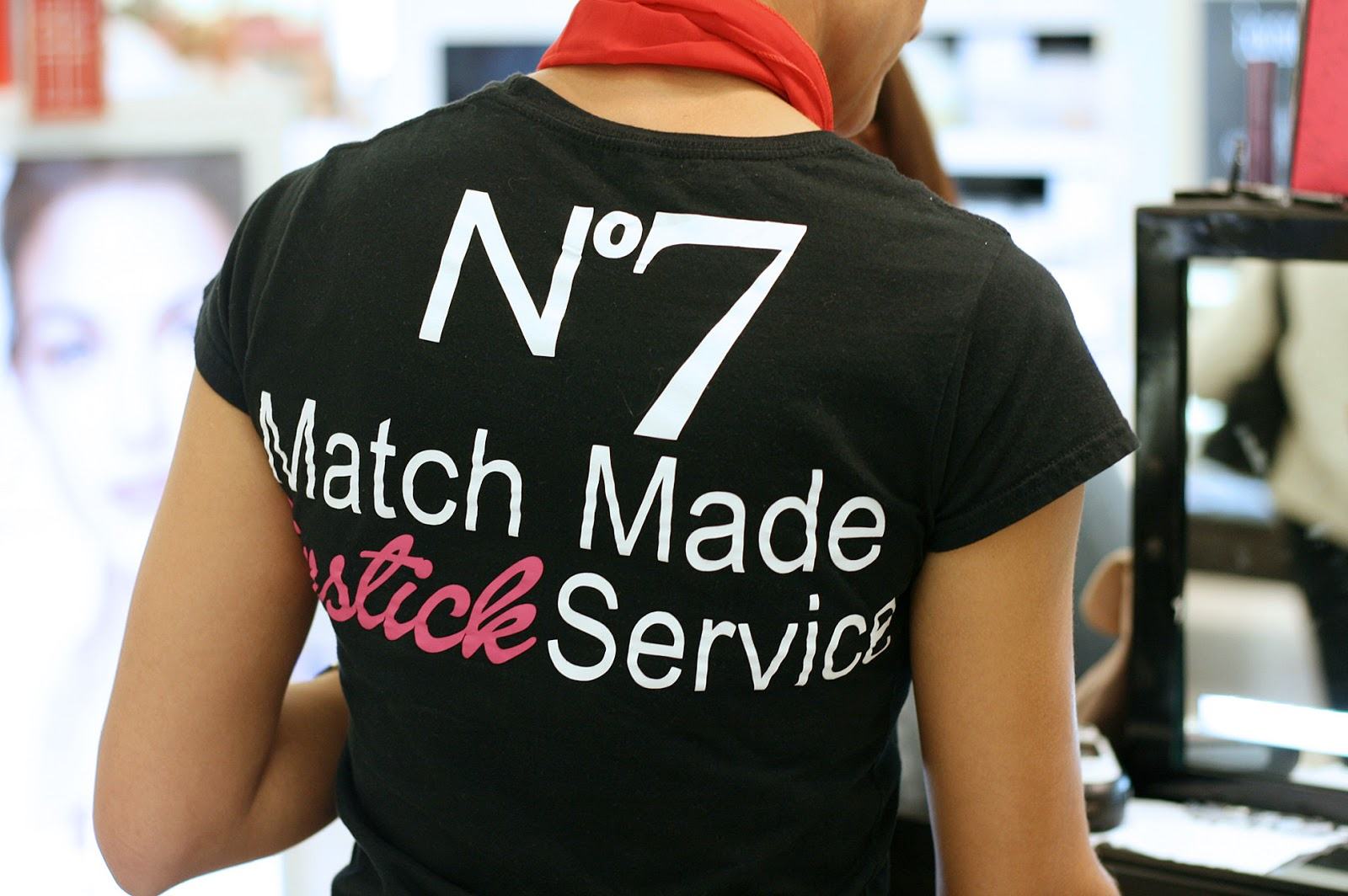no 7 match made lipstick