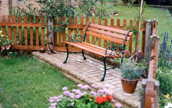 decoracao jardim quintal : decoracao jardim quintal:Bricolage e Decoração: Ideias para Decorar o Seu Quintal ou Jardim